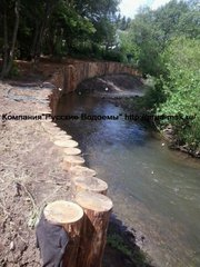 берегоукрепить рек не дорого